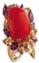 彩色宝石成为蒂芙尼等珠宝品牌新宠