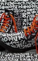 """GEOX ×Raul 33联名款潮鞋:用极简符号诠释""""宝藏""""艺术!"""