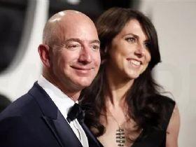 全球首富离婚庭外和解1400亿美元财产分割