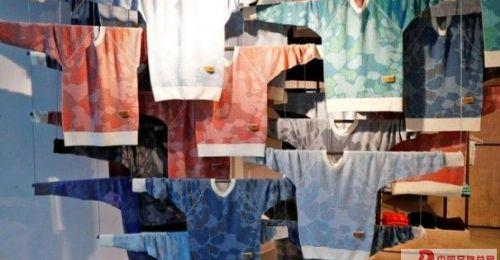 阿迪开快闪店消费者四小时可拿到自己设计卫衣
